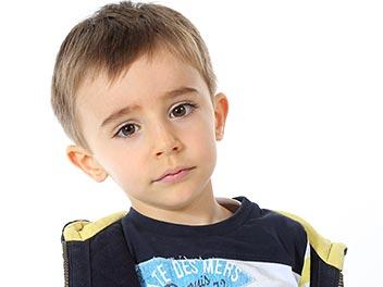 Portrait enfant - Photographe Caen