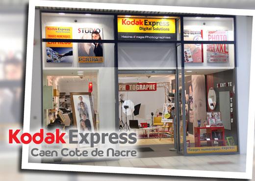 Kodak Express à Caen