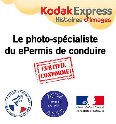 Photos d'identité - KODAK CAEN