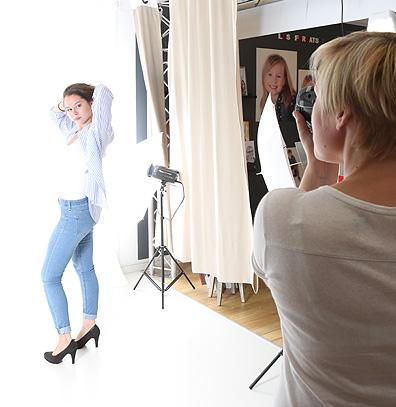 Photographe studio - KODAK CAEN